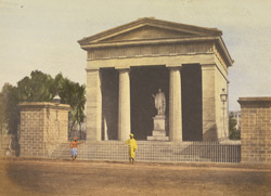 Monument to the Marquis of Wellesley [sic. for Hastings], Calcutta